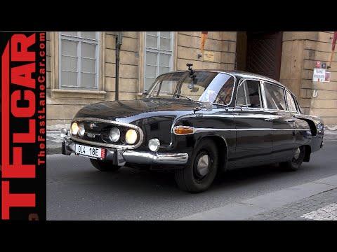 Prague to Pebble or Bust: Epic Tatra 603 road trip across Europe & U.S.