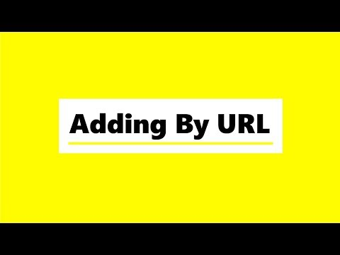 Introducing Adding By URL | Packdat