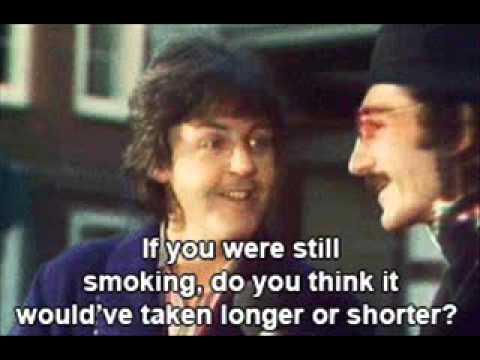 Guido Sarducci Interviews Paul McCartney