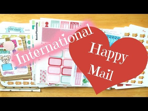 International Happy Mail