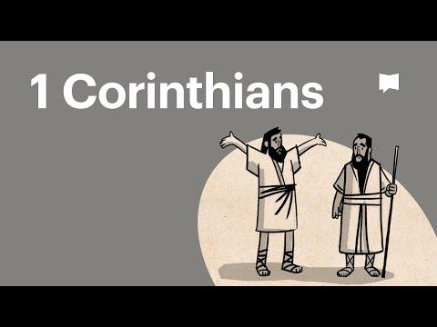 Read Scripture: 1 Corinthians
