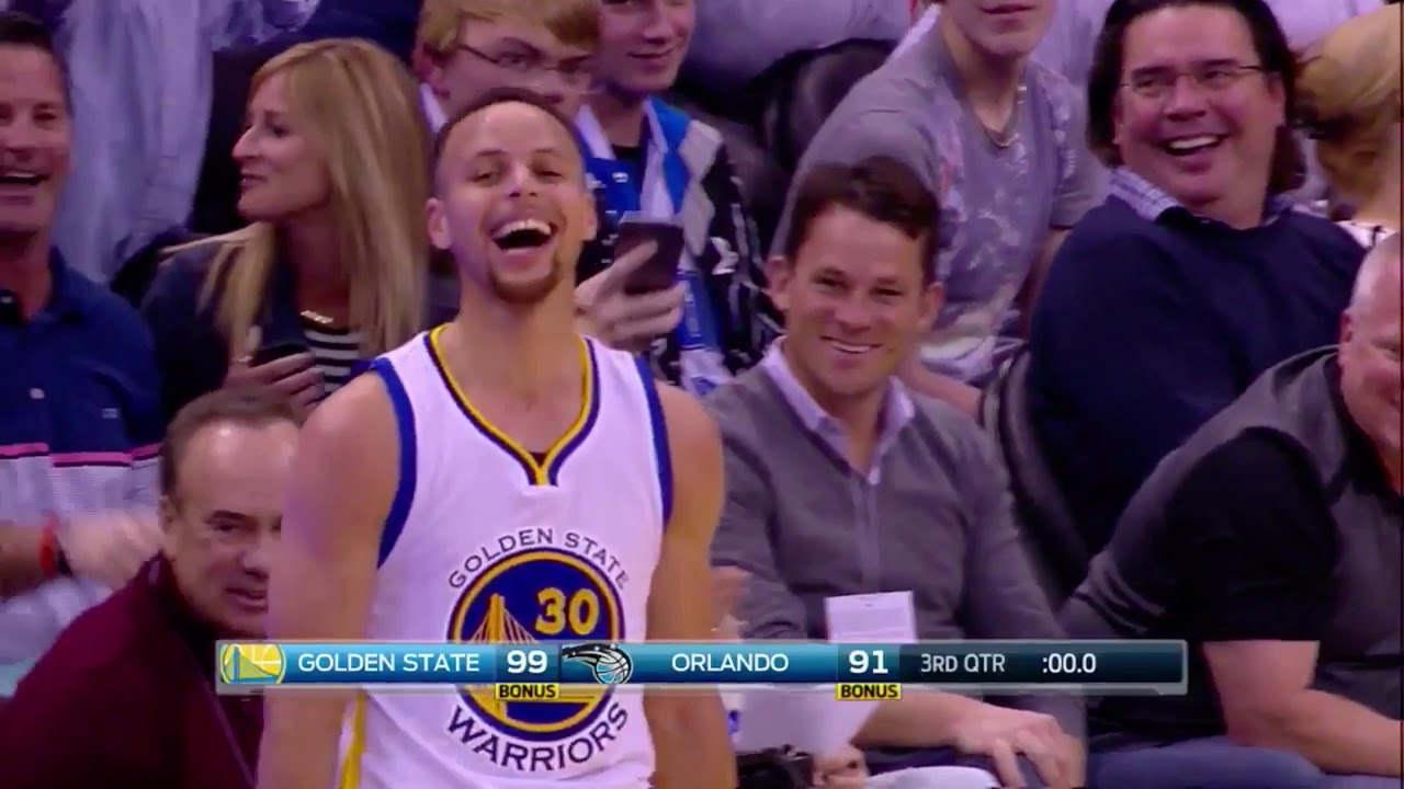Stephen Curry ALL 13 CAREER HALF COURT SHOTS MADE In The NBA