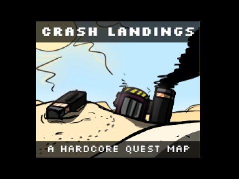 Minecraft - Crash Landings - Dag 7 - Forberedelser til Smeltery