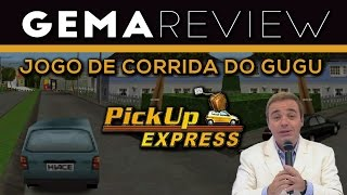 GEMAREVIEW - JOGO DE CORRIDA DO DOMINGO LEGAL