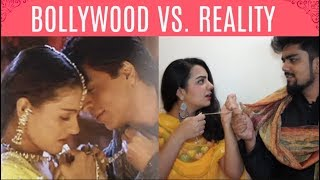 BOLLYWOOD VS. REALITY (Part 1- Romantic) | YIPPIKAY