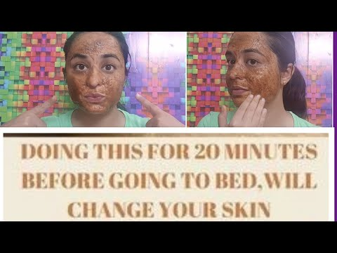 Do This 2 steps for Skin Lightening and Whitening overnight / REMOVE SUN TAN IN 20 MINUTES