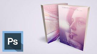 Tutorial Photoshop - Crear portada para un libro - Español
