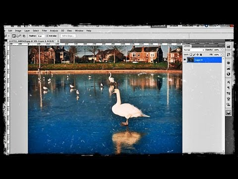 How to Move Object on a Photo Using Photoshop