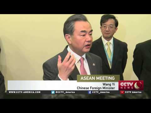 Chinese foreign minister's agenda in malaysia