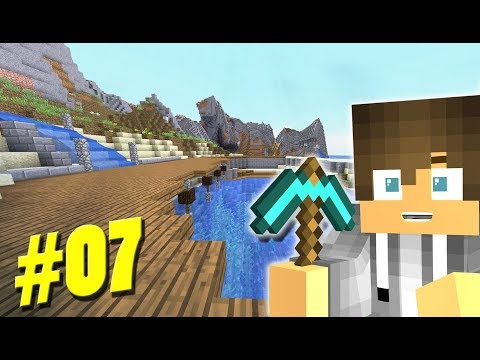 CETRIOLI DI MARE E IL PROGETTO DEL PORTO!-MINECRAFT LET'SPLAY ITA#07