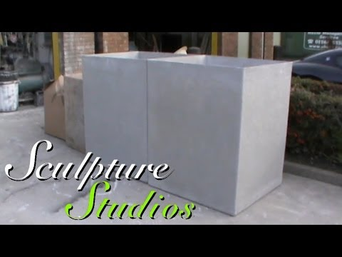 Fibreglass Water Tanks by Sculpture Studios