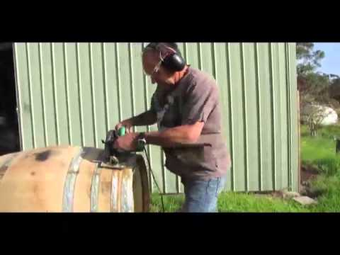 How To Build A Wine Barrel Smoker