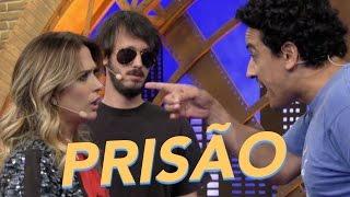 Prisão - Tatá Werneck + Marcelo D2 - Lady Night - Humor Multishow