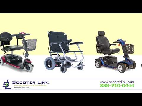 Used Electric Wheelchair - Scooter Used Electric Wheelchair or Scooter