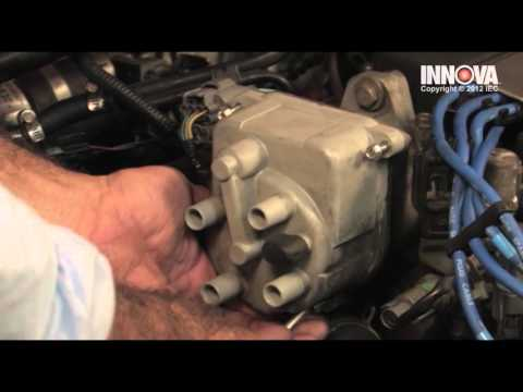 How to change Distributor Cap and Rotor - 2000 Honda Civic