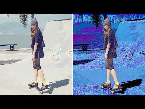 How to Make Vaporwave Art With PicsArt | PicsArt Photo Editing Tutorial