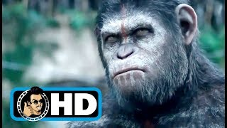 Dawn of the Planet of the Apes (2014) Movie Clip - No War |FULL HD| Andy Serkis