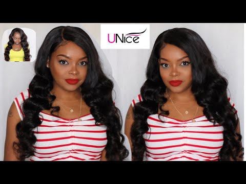 """26"""" HOLLYWOOD WAVES USING 4 FLEXI RODS