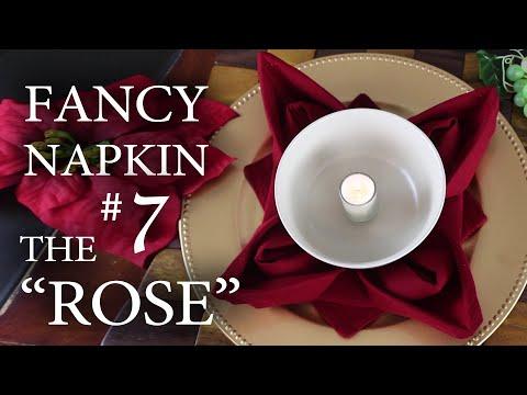 Fancy Napkin #7 - The