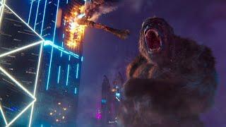 Godzilla vs. Kong - Hong Kong Fight Scene