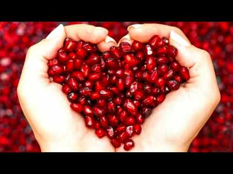 Pomegranate Not Only Increases Blood But Helps In Female Infertility- How TO Use