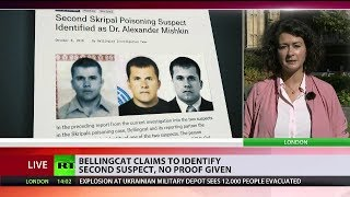 Bellingcat claims to identify second Skripal suspect