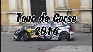 WRC Rallye Tour de Corse 2016