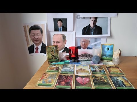 Part 1 - Putin, Trump, Prince William, Princess Diana