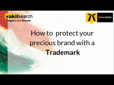 How to get a trademark in India?