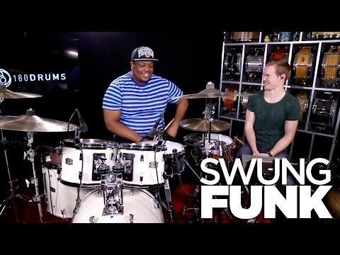 5 Funky Drum Beats  