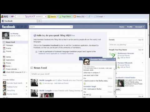 How to Save Facebook Chat Logs