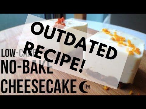 Keto No-Bake Cheesecake | Easy Low-Carb No-Bake Cheesecake Recipes