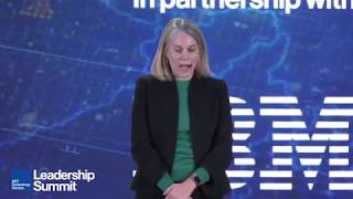 MIT Technology Review's Leadership Summit I Welcome and Opening