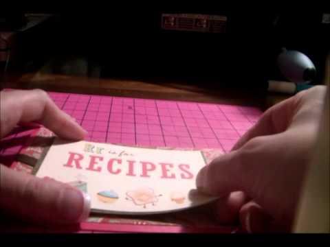 Provocraft YourStory Blog Hop Recipe Book