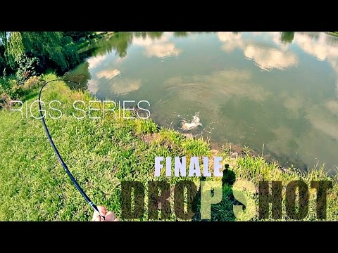 Drop Shot Rig   Bass Fishing Rigs Series Finale