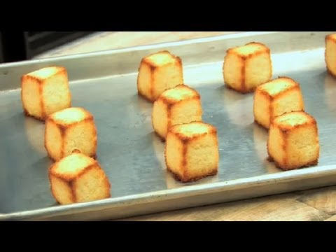 How to Make Homemade Coconut Macaroon Cookies : Pastries & Desserts