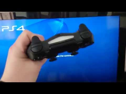 How to change PS4 led colour