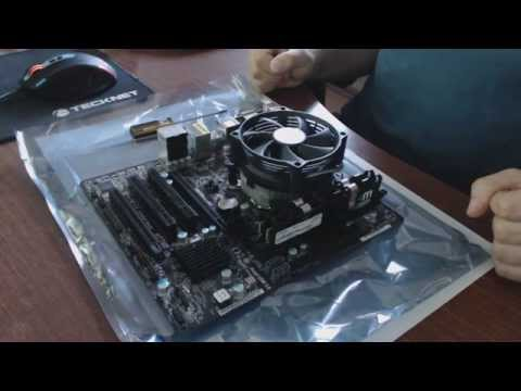 How to Manually Reset The BIOS on a Desktop Computer