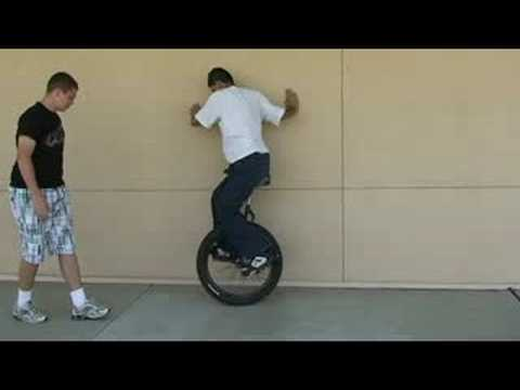 Unicycle Getting Started by SCA students