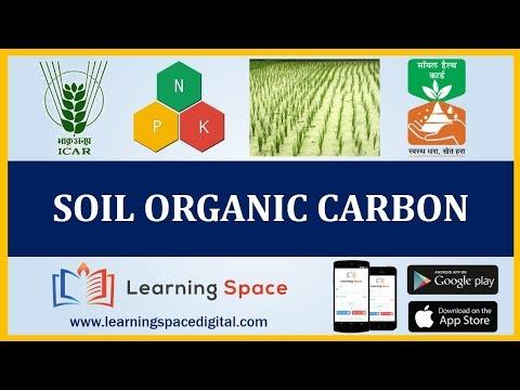 Soil Organic Carbon