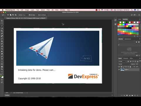 How To Remove Text From Image On Adobe Photoshop cc 2018