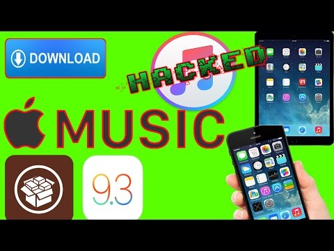 HACK ITUNES DOWNLOAD MUSIC FROM ITUNES FOR FREE USING CYDIA ON IOS 9.3/9.3.1/9.3.2/9.2 (Linktunes)