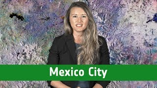 Download Earth from space: Mexico City Video