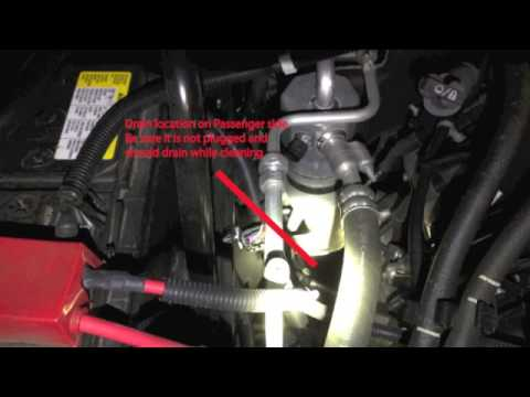 Fix smell from Avalanche Suburban Tahoe vents