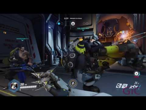 My First  Game Of Overwatch