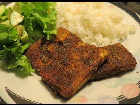 Spicy Jamaican-Style Jerk Tofu Recipe!