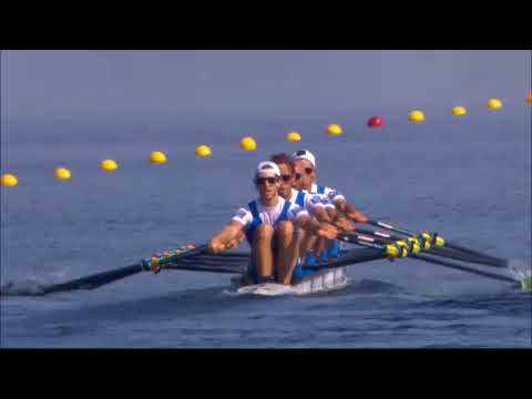Highlights from Thursday at the 2017 World Rowing Championships