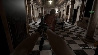 """Resident Evil """"1st view"""" intro"""