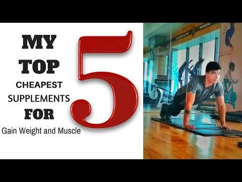 Supplements For Gain Muscle| Supplements For Gain weight | Muscle Building Supplement Under 1000 Rs