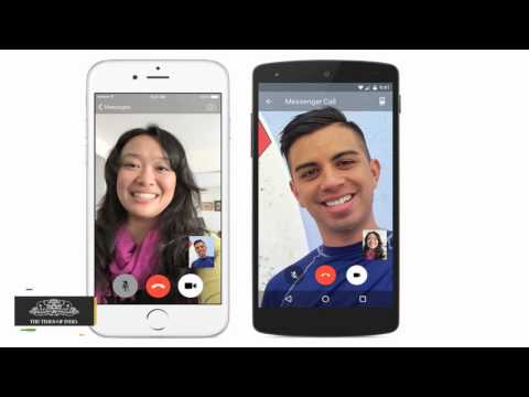 Facebook Launches Video Calling in Messenger App